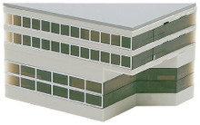 Herpa Airport building: Side building (high) 1/500
