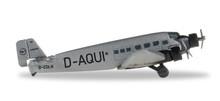 Herpa Junkers Ju-52 Lufthansa D-AQUI 1/500
