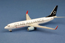 "WittyWings Austrian Airlines ""Star Alliance"" Boeing 737-800 OE-LNT 1/400"