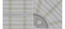 Herpa Scenix - apron / tower plates 1/200