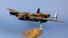 Pilot Station Avro Lancaster B MK.I 9 Sqn RAF Johnny Walker 1/55