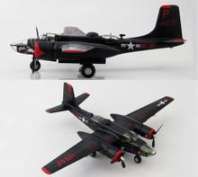 "HobbyMaster USAF A-26B Invader ""Monie"" 37thBS 17thBG Korea 1/72"