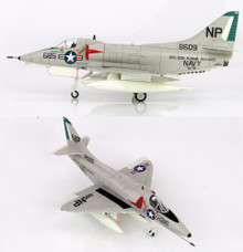 """HobbyMaster USMC A-4C Skyhawk """"MIG-17 Killer"""" VA-76 USS Bonhomme Richard 1/72"""