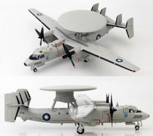 HobbyMaster ROCAF E-2C Hawkeye 1/72