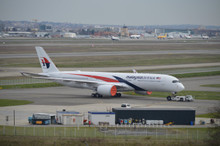 """JC Wings Malaysia Airlines Airbus A330-200 """"Negaraku Livery"""" 9M-MTX 1/400"""
