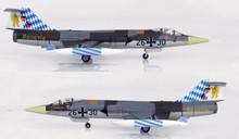 """HobbyMaster Luftwaffe F-104G Starfighter 26+30 JG.32 """"Bavaria"""" 1/72"""