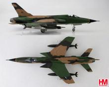 "HobbyMaster F-105 Thunderchief ""Mickey Titty Chi"", 34thTFS/388thTFW 1/72"