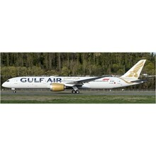 JC Wings Gulf Air Boeing 787-9 A9C-FA 1/200 XX2134