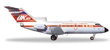 Herpa CSA Ceskoslovenske Airlines Yakovlev Yak-40 1/200