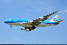 Phoenix KLM Boeing 747-400 Panda PH-BFT 1/400