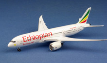 WittyWings Ethiopian Airlines Boeing 787-8 Dreamliner ET-AOQ 1/400
