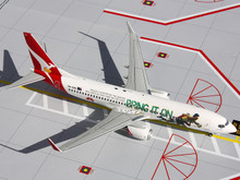 GeminiJets Qantas Boeing 737-800 'Bring it on' 1/200 G2QFA439