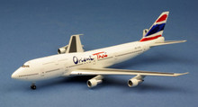 WittyWings Orient Thai Airlines Boeing 747-300 HS-UTN 1/400
