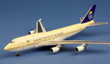 WittyWings Saudi Arabian Airlines (Air Atlanta Icelandic) Boeing 747-400 1/400