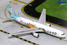 GeminiJets Air Do Boeing 767-300 (Hokkaido Jet Livery) JA602A 1/200 G2ADO381