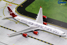 "GeminiJets Virgin Atlantic Airbus A340-600 ""A Big Thank You"" G-VNAP 1/200"
