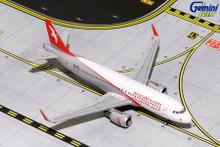 GeminiJets Air Arabia Airbus A320-200(S) A6-A0A 1/400 GJABY1436