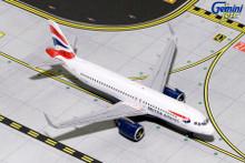 GeminiJets British Airways Airbus A320Neo G-TTNA 1/400 GJBAW1786