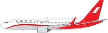 Phoenix Shanghai Airlines Boeing 737-8Max B-1260 1/400