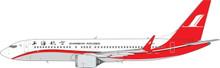 Phoenix Shanghai Airlines Boeing 737-8Max B-1259 1/400