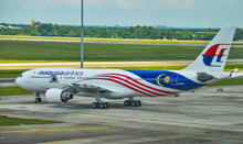 Phoenix Malaysia Airbus A330-200 9M-MTX Negaraku 1/400