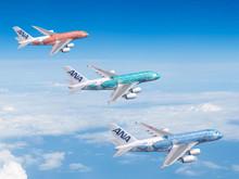 Phoenix ANA Airbus A380 JA383A Ka La 1/400