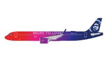 "GeminiJets Alaska Airbus A321neo ""More to Love"" N927VA 1/200 G2ASA739"