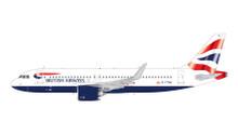 GeminiJets British Airways Airbus A320neo G-TTNA 1/200 G2BAW755