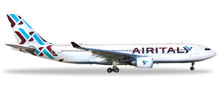 Herpa Air Italy Airbus A330-200 1/500