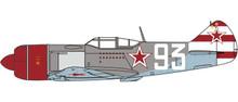 Herpa Lavochkin LA7 Sergei Federovich Dolgushin, 156 Fighter Regiment 1945 1/72