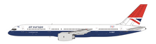 "NG Models Air Europe Boeing 757-200 G-BIKF ""Negus"" livery 1/400"