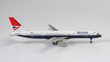 NG Models British Airways Boeing 757-200 Negus G-BIKB 1/400