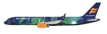 NG Models Icelandair Boeing 757-200W TF-FIU Hekla Aurora 1/400