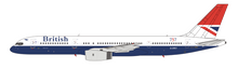 "NG Models British Airways Boeing 757-200 G-CPET retro ""Negus"" livery 1/400"