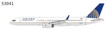 NG Models United Airlines Boeing 757-200/w N17128 1/400