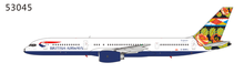 "NG Models British Airways Boeing 757-200 G-BMRJ ""England (Grand Union) "" 1/400"