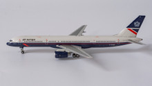 "NG Models Air Europe Boeing 757-200 G-BKRM ""Landor"" livery 1/400"