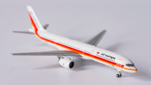 "NG Models Air Europe Boeing 757-200 G-BKRM ""British Flag"" livery 1/400"