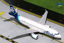 GeminiJets Alaska Airlines Airbus A320-200 New Livery N625VA 1/200 G2ASA737