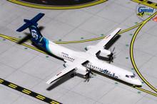 GeminiJets Alaska Dash 8 Q-400 New Livery N438QX 1/400 GJASA1760