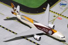 """GeminiJets Etihad Cargo Boeing 777F """"Sheik Zayed"""" A6-DDE 1/400 GJETD1812"""