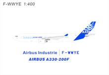 Panda Models Airbus A330-200F F-WWYE 1/400 BOX18027