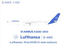 Panda Models Lufthansa Airbus A330-300 D-AIKO 1/400 BOX18028