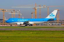 Phoenix KLM Cargo Boeing 747-400 PH-CKA 1/400