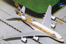 "GeminiJets Etihad Airbus A380-800 ""Year of Zayed, 2018"" A6-APH 1/400 GJETD1813"