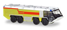 Herpa Airport Fire Engine – Lime green 1/200