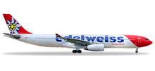 Herpa Edelweiss Air Airbus A330-300 558129-001 1/200