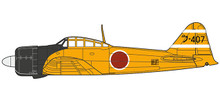Herpa Mitsubishi A6M2 - Imperial Japanese Navy 1/72