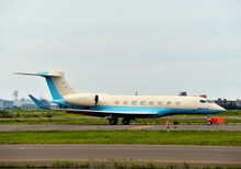 JC Wings Korean Air Gulfstream G650ER HL8068 1/200 JCEW2G65001