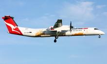 JC Wings Qantas Link Bombardier Dash 8-Q402 Taronga Zoo Livery VH-QOW 1/200